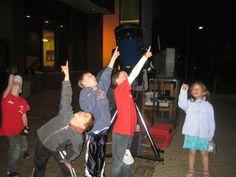 Telescope Night page