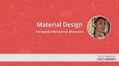 Material Design #devHangout 112 con @imonsh