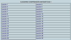 COMPRENSIÓN LECTORA DE PROBLEMAS MATEMÁTICOS INICIACIÓN