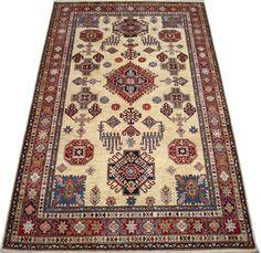 Gorgeous Kazak rug from Northern Afghanistan.  http://www.alrug.com/4871