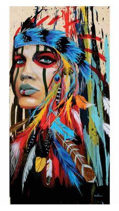 Natively Gorgeous.