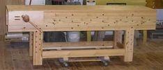 """Siemsen's """"Nicholson"""" bench"""