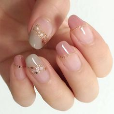 Adorable 40 Amazing Spring Nail Art Designs Ideas To Try In 2019 March 08 2020 at nails Cute Pink Nails, Pink Nail Art, Pretty Nail Art, Beautiful Nail Art, Elegant Nail Art, Stylish Nails, Trendy Nails, Nagellack Design, Luxury Nails