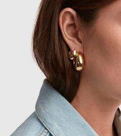 Diamond Earrings / Diamond Studs in Gold / Evil Eye Diamond Earrings / Evil Eye Jewelry / Gold Jewelry / Gift for Her - Fine Jewelry Ideas Jewelry Gifts, Jewelry Box, Jewelry Accessories, Fashion Accessories, Jewelry Design, Fashion Jewelry, Jewellery, Bridal Earrings, Gold Earrings