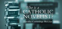 Who is a Catholic Novelist?