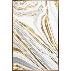 雪,泡沫,海,曲线,梦幻,白色,金色,抽象,现代,艺术,晶瓷,装饰,挂画, Snow,Sea,Foam,Curve,White,Golden,Modern,Art,Abstract,Crystal,Porcelain,Decorate,Painting