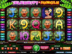 Picture of free slot celebrity in the jungle online Games To Play Now, Games For Kids, Game Fruit, Slot Machine Cake, Gaming Banner, Easy Meatloaf, Thing 1, Roasted Salmon, Spaghetti And Meatballs