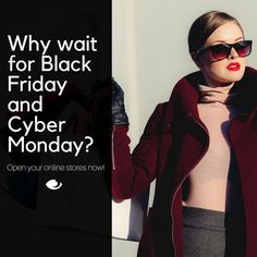 Why wait for Friday when you can start selling your Black Friday and Cyber Monday deals now? You can do two things at this moment you can either follow this amazing 26-Point checklist from Shopify on preparing your online store https://buff.ly/2BbGKHI or you can give us a call from 9AM to 4PM CET daily from Monday to Friday.  We'll show you how OKTIUM can help you power up your online stores. It's free and no commitment attached! Call us now by clicking this link: https://buff.ly/2BbaOmU…