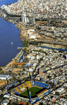20 Stunning Aerial Photos Of Football Stadiums Argentina South America, Sports Stadium, Argentina Travel, Football Stadiums, Famous Places, Aerial Photography, Central America, Aerial View, Places To See