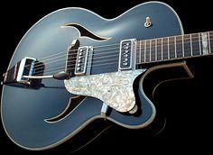 1957 Framus 'Black Rose'
