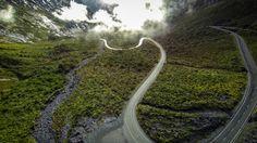 Milford Sound Highway, Fiordland, New Zealand Milford Sound, New Zealand