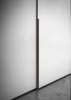 VITRUM Lacquered glass wardrobe by PIANCA