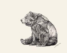 happy bear tattoo - Google Search