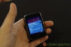 Samsung Gear S Arriving In The U.S. This Fall