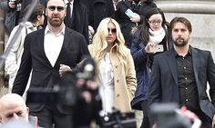 Kesha leaves court in New York. Create quality for all by becoming an ambassador for LGBTQ rights at http://www.fuzeus.com