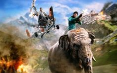 WALLPAPERS HD: Far Cry 4