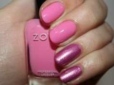 Zoya Nail Polish in Shelby and Rory