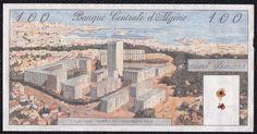 100 Dinars From Algeria 1 1 64   eBay
