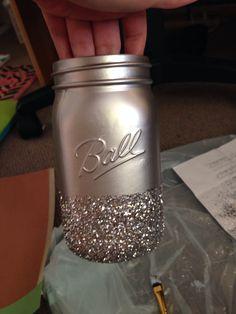 Super easy mason jar DIY