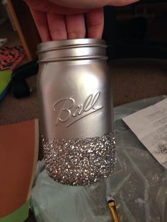 Super easy mason jar DIY
