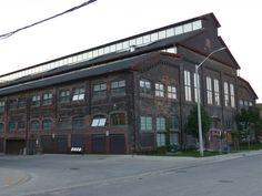 Davenport Village Multi Story Building