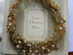 vintage-christian dior jewelry