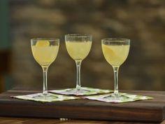 Spring Fling Recipe : Geoffrey Zakarian : Food Network (gin, green chartreuse, grapefruit, lemon, bitters)