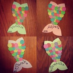 Mermaids door decs! #RA #Reslife #mermaids