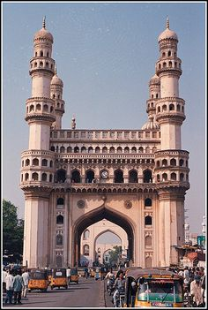 Charminar, Hyderabad, Andhra Pradesh, India Visited Charminar this saturday, worth visiting once.