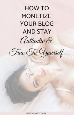 How to monetize your blog, website or social media and stay authentic and true to yourself so that you can enjoy your online journey and don't feel drained. You can become a trusted influencer while using affiliate marketing to monetize your content. #Affiliatelinks #AffiliateMarketingForBeginners