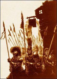 The Alcatani Fellowship Warhammer Art, Warhammer Empire, Warhammer Fantasy Roleplay, Flame Princess, Fantasy Battle, Fantasy Setting, Military Art, Lotr, Concept Art