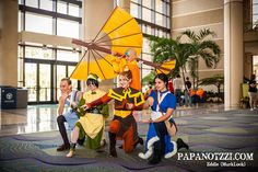 Wonderful Avatar #Group #Cosplay   Megacon 2013 - Sunday