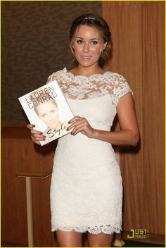 lauren conrad fashions pics | Lauren Conrad: 'Style' With 'Sugar and Spice'