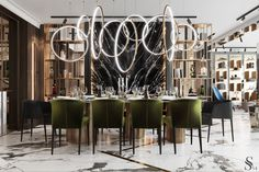 Where and How Chandelier Luxury Interior Design, Interior Design Kitchen, Dining Table Chairs, Dining Area, London Mansion, Luxury Modern Homes, Elegant Chandeliers, Decorative Panels, Dining Room Design