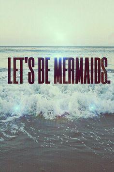 let's be mermaids // zazumi.com