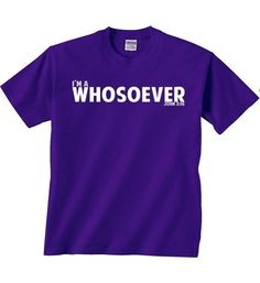 I'm a WHOSOEVER - Youth T-Shirt
