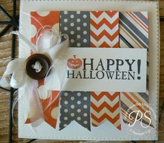 Stampsnsmiles: Halloween Challenge!