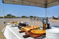 Wows in the wilderness - Okavango Delta brunch