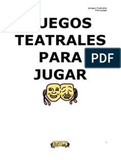Juegos Teatrales Para Jugar Group Dynamics, Baby Pigs, Teaching Spanish, Drama Teaching, All Smiles, Conte, Primary School, Fun Games, Classroom Management