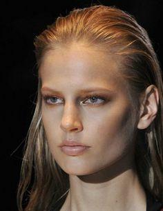 Best Spring Summer 2014 Beauty: Milan Fashion Week | ELLE UK