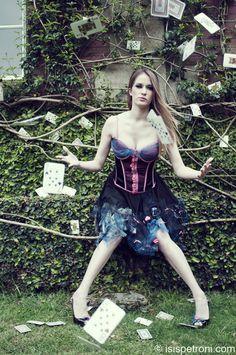 Alice in wonderland - Photo: Isis Petroni www.isispetroni.com