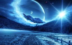 Sci Fi Planet Wallpapers Hd