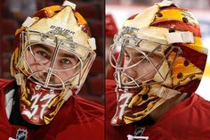 louis domingue coyotes mask - Google Search