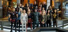 Crisis on Earth-X: O maior crossover live action dos heróis da DC ganhou seu primeiro trailer!