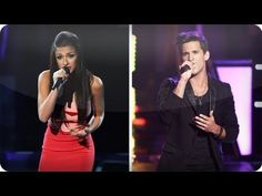 Knockout: Alessandra Guercio and Dez Duron - The Voice