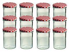 12er Set Sturzglas 435 ml Marmeladenglas Einmachglas Einweckglas To 82 rot karrierter Deckel Cap+Cro http://www.amazon.de/dp/B00LO4BIFM/ref=cm_sw_r_pi_dp_5DNbwb0S5E0TK