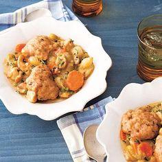 Comfort Food: Chicken and Dumplings recipe