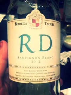 a radical Sauvignon Blanc from Salta