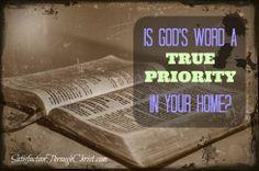 Powerful post examining 3 keys to raising godly children. (2 Timothy 3:15-16) http://satisfactionthroughchrist.com/2014/04/raising-godly-children.html