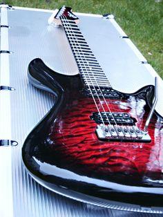Sexy Electric Guitars